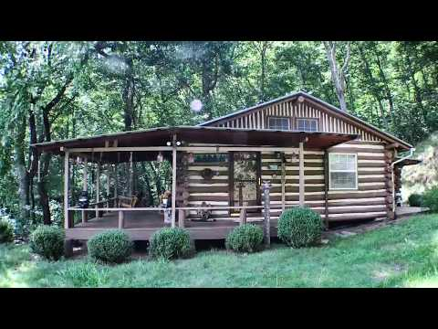 Beasley Mine Lodge in Franklin, North Carolina VRBO - YouTube