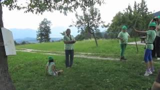 VV tabor 2012 - Robin Hood