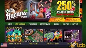 Old Havana Casino Video Review