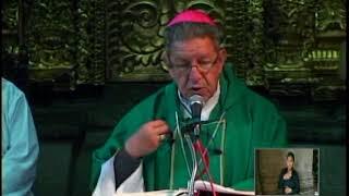 VIDEO:  ¿Qué hacemos con los dones que el Señor nos dio?, Homilía Mons. Edmundo Abastoflor 19.11.17