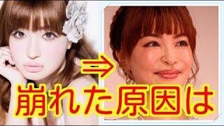 顔面崩壊した平子さんの原因とは 関連動画 平子理沙 劣化 高須先生も警...