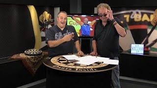 Darts Inside XXXII - Kijkt Ronald Koeman RTL 7 Darts!?