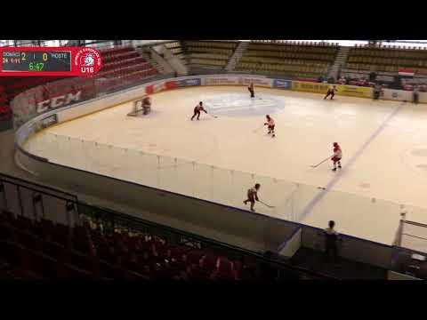 Венгрия -Россия хоккей  Uw16 девушки до 16 лет Чехия  апрель 2019