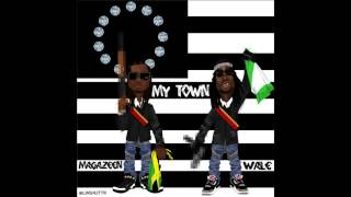 Watch Magazeen My Town video