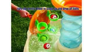 Spiralin' Seas Little Tikes Water Table | Amazon Best Seller