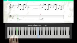 ALLOPIANO - Cours de piano Musique de film - Love story