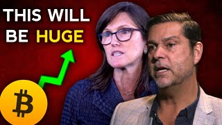 Cathie Wood And Raoul Pal On What Is Coming For Bitcoin!!!!!