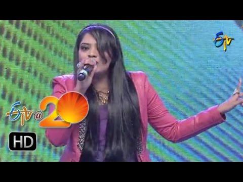 Ranina Reddy, Performance - Allegra allegra Song in Sangareddi ETV @ 20 Celebrations