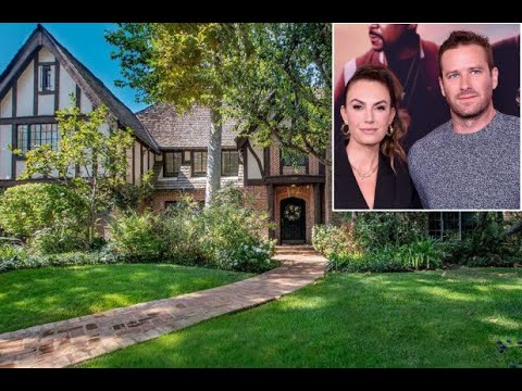 Armie Hammer & Elizabeth Chambers slash price of home amid ...