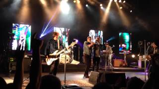 """Switchfoot """"Let It Out"""" Live on Fading West Spring Tour"""