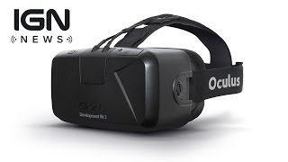 Oculus Rift and a PC to Run It May Cost $1,500 Total - IGN News