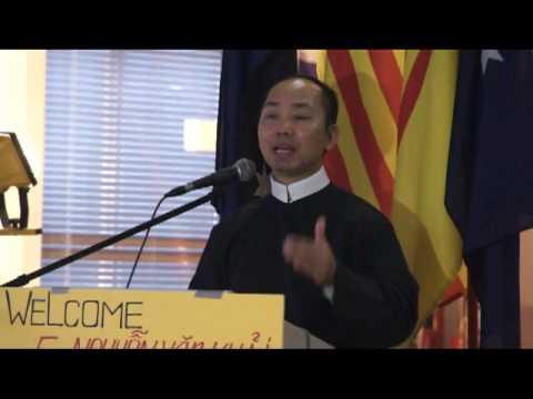 Phần 2, Buổi thuyết trình của LM Nguyễn Văn Khải tại Melbourne 4-8-2013