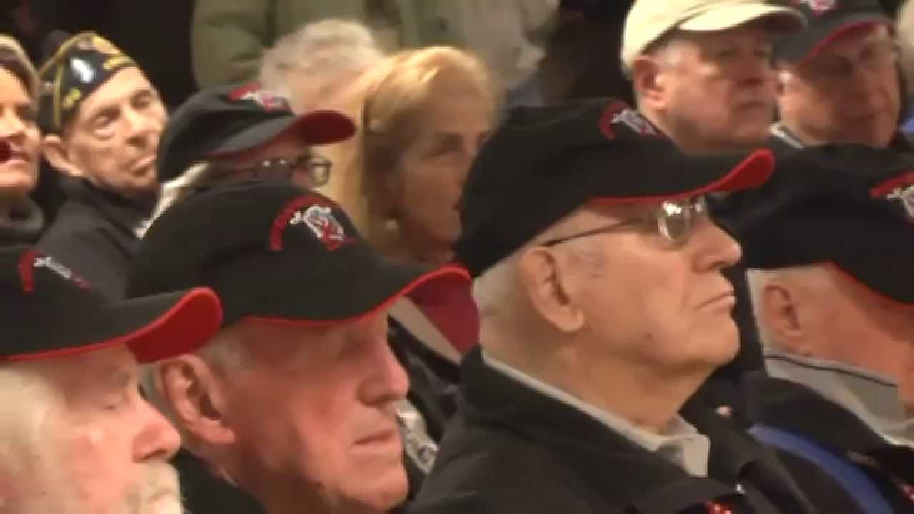 OLC - N  C  Honor Flight  10-17-15