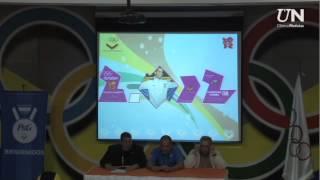 Fabiola Ramos llevará la bandera de Venezuela en los Juegos Olímpicos Londres 2012