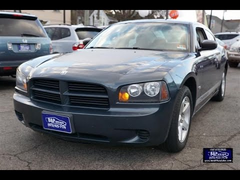 2008 dodge charger 3.5