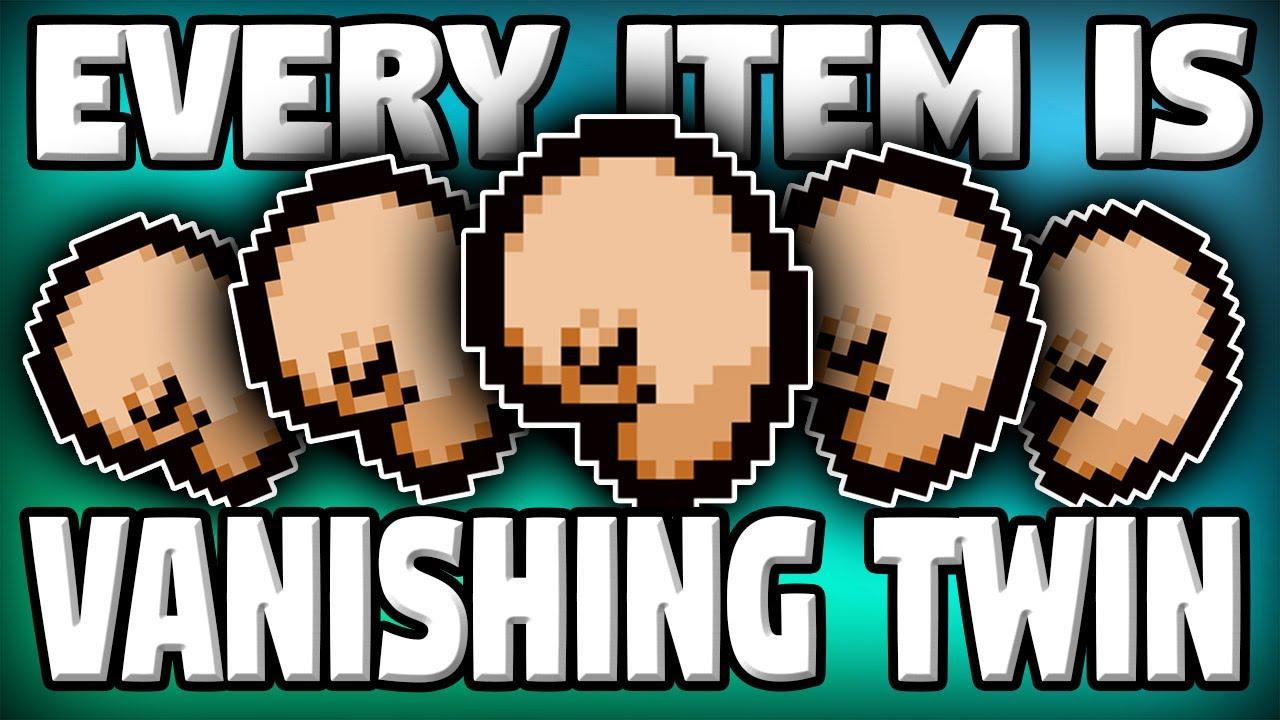 Every Item is Vanishing Twin!