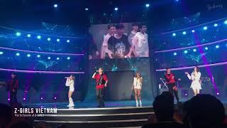 190315 Z-GIRLS & Z-BOYS - Our Galaxy @Pops Awards in Vietnam