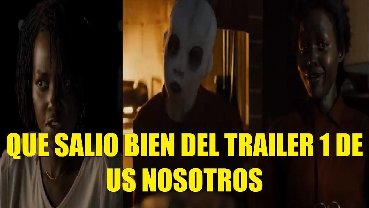 Ver Que Salio Bien del Trailer de US Nosotros La Nueva Pelicula del Director de Get Out en Español