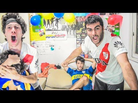Boca 0 River 2 | Supercopa 2018 | Reacciones de Amigos