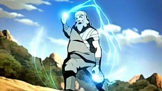 Avatar The Last Airbender: Iroh Teaches Zuko To Redirect Lightning [HD]