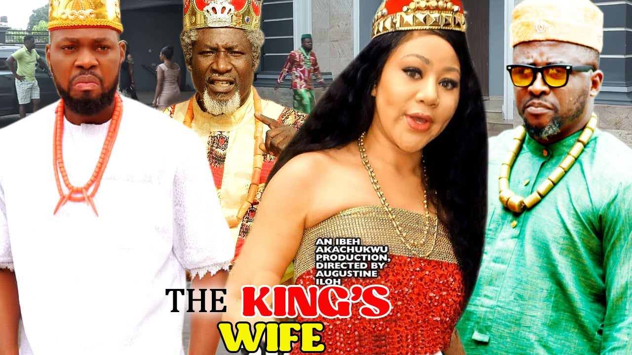 Download The King's Wife Complete Season 1&2-(Trending New Movie)2021 Latest Nigerian Nollywood Movie Full HD
