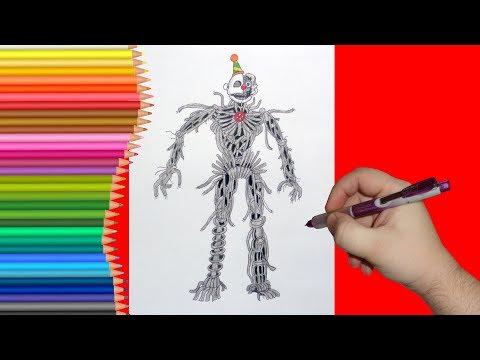 Видео как нарисовать энарда