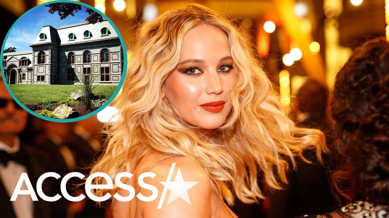 Is Jennifer Lawrence Getting Married At This Stunning Castle? Everything We Know About Belcourt Mans