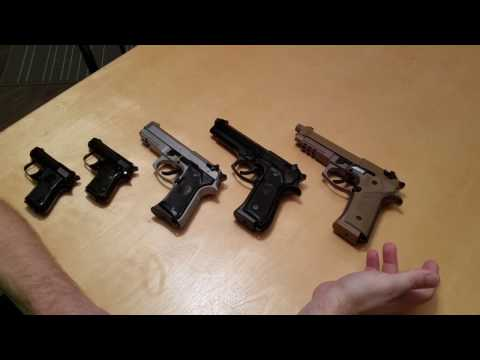 Repeat Beretta Minx slide operation by N4RMT - You2Repeat