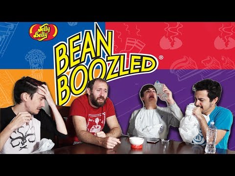 WORSE THAN THE SODA CHALLENGE | BeanBoozled Challenge Part 1