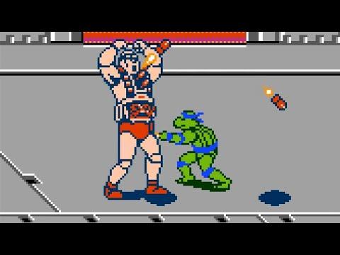 Teenage Mutant Ninja Turtles III - The Manhattan Project (NES) | Playthrough