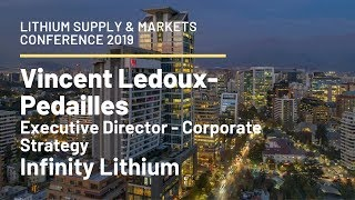Vincent Ledoux-Pedailles, Infinity Lithium: Europe Must Invest to Meet Lithium Supply Chain Goals