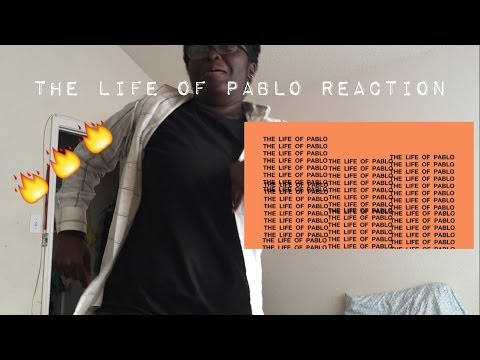 Kanye West - The Life Of Pablo (Reaction/review)   @sequeltomariame