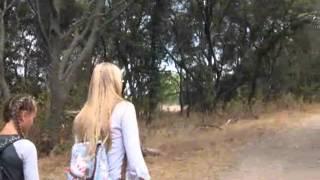 № 67 Фильм- зарисовка о том как я с дочерью ходили на природу.