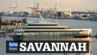 SAVANNAH | Feadship Superyacht in Miami