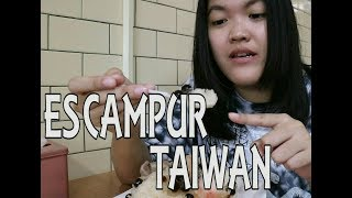 Belanja + Makan Es Campur ala Taiwan