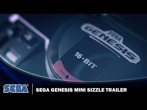 SEGA Genesis Mini | Showcase Trailer
