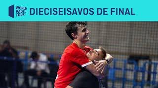 Resumen dieciseisavos de final (primer turno) Estrella Damm Alicante Open