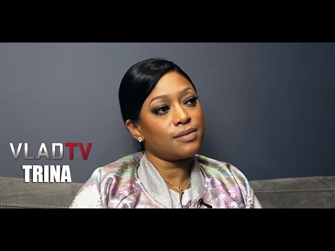 Trina On Being Extorted For Stolen Phone After Photos Leaked