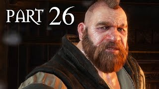The Witcher 3 Walkthrough Part 26 - BROKEN FLOWERS (The Witcher 3 PC Gameplay)