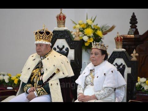King Tupou Vi Coronation Facebook Recordings Youtube