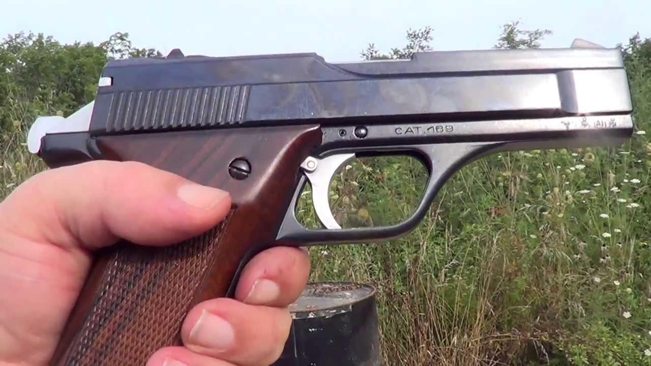 Benelli Model B-80 Pistol 30 Luger