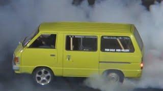 Интересные фургоны - Toyota Lite Ace