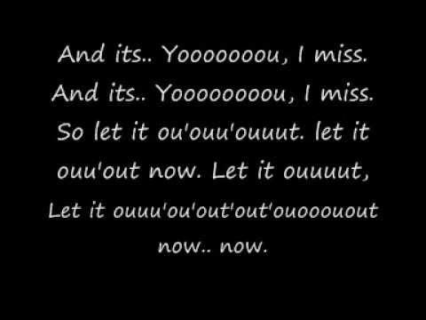 Ed Sheeran - Let it out LYRICS! HD TOO!