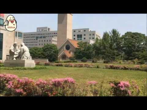 A Tour of Sejong University