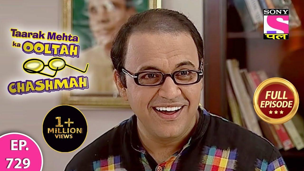 Taarak Mehta Ka Ooltah Chashmah | तारक मेहता का उल्टा चश्मा | Episode 729 | 19th October, 2020