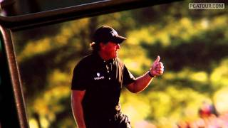Mickelson's emotional win at Augusta