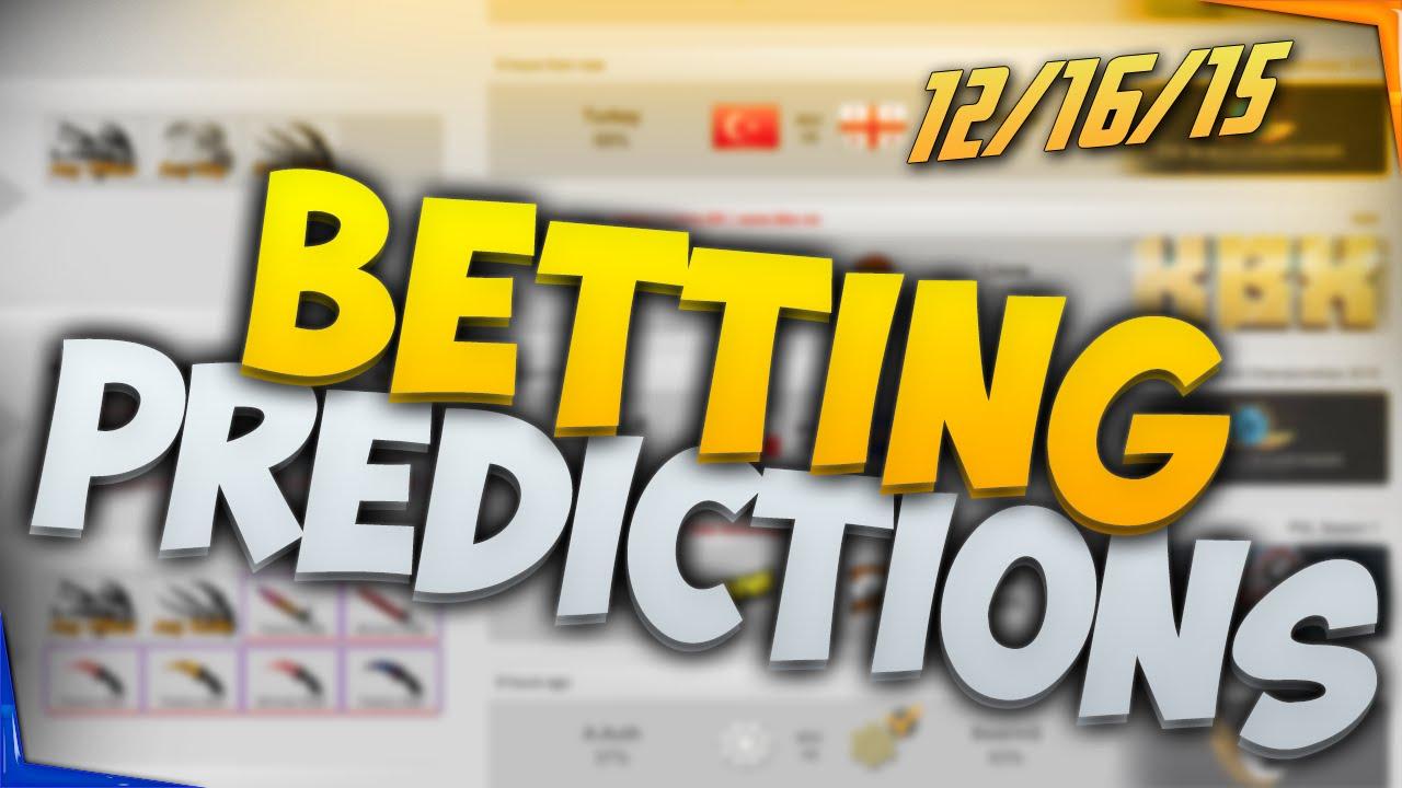 Csgo Betting Prediction