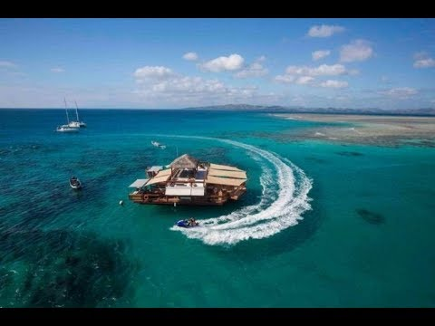 Travel With Me: Fiji and The Great Barrier Reef