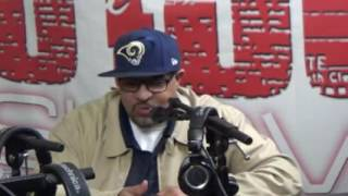 01-03-17 The Corey Holcomb 5150 Show - Kicking off 2017, Living in LA & Freestyles