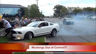 PSOCM Agency Seeks To Pass Bill Banning Mustangs From Car Meets